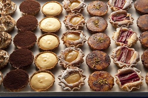 Tarts at Bourke Street Bakery (Surry HIlls, Sydney)