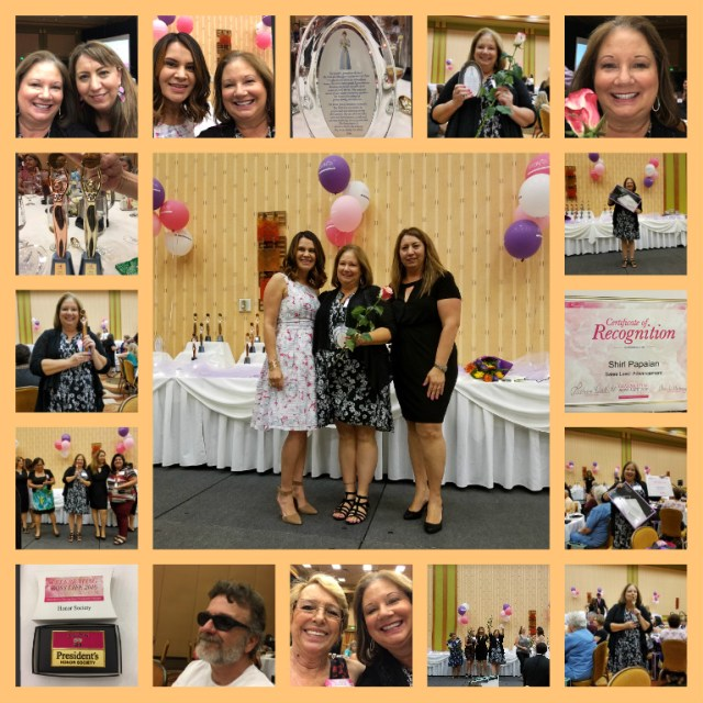 Avon Team Shine Recognition 2017