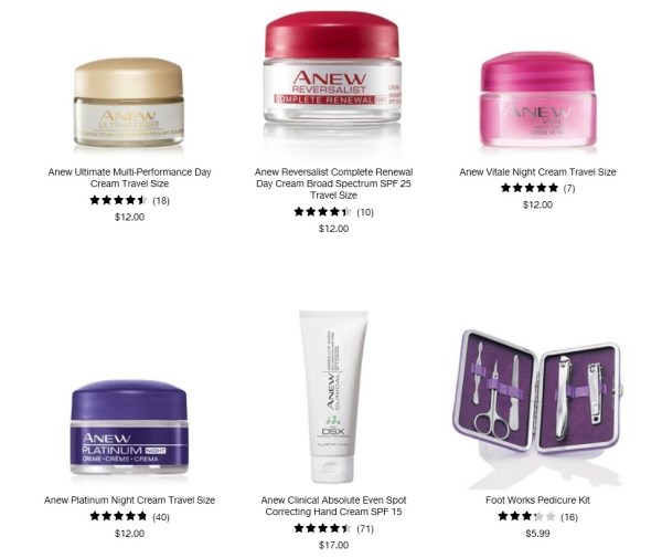 Avon Friday Flash Sale