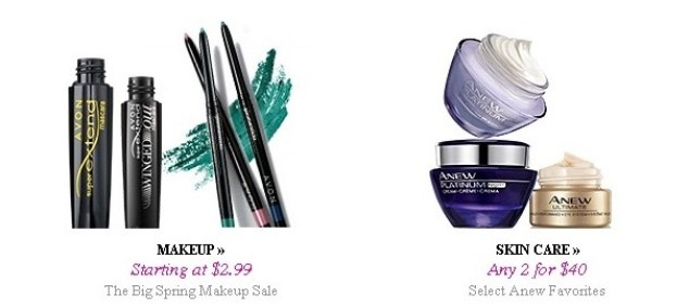Avon Steals & Deals