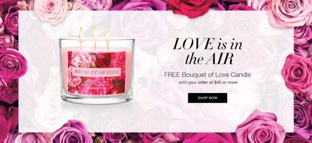 Free Gift with Avon Online Purchase