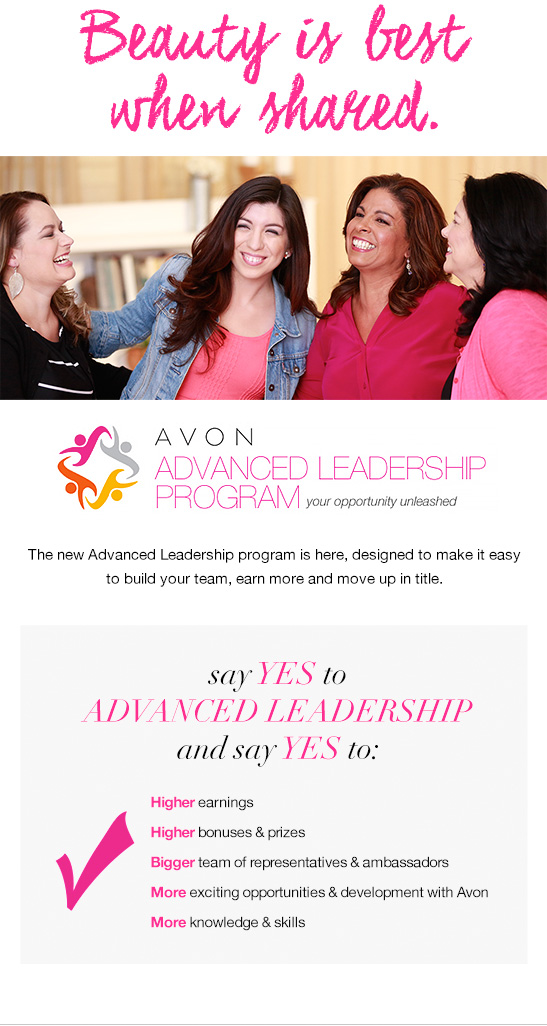 Avon Advanced Leadership
