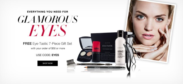 Free Avon Gift with Order