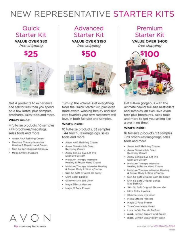 Join Avon and Become a Beauty Boss!