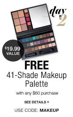FREE Avon For The Love of Makeup Artist Palette