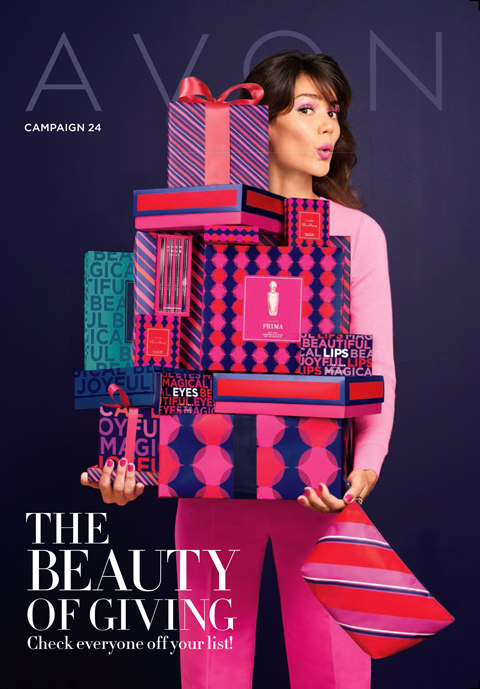 Avon Campaign 24 The Beauty of Giving