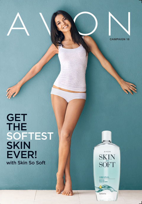 Shop Avon Campaign 18 Brochure