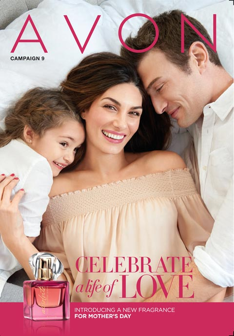 Avon Campaign 8 Featuring Absolute Parfum