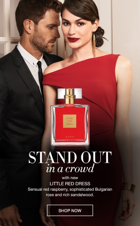 Avon Little Red Dress Eau de Parfum