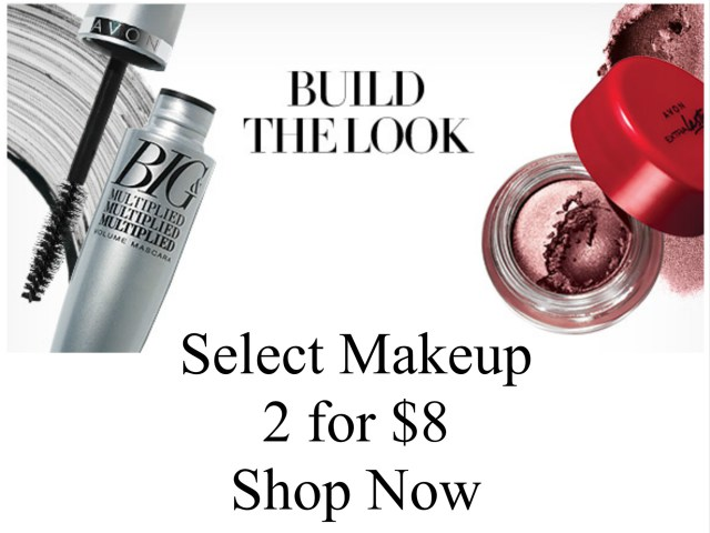 Makeup Must-Haves - 2 for 8
