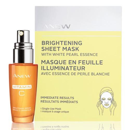 Anew Brightening 2 Piece Limited Edition Set
