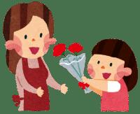 母の日にサプライズ!青いカーネーション『ムーンダスト』を送ろう!花以外でおすすめは・・・
