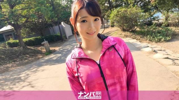 【動画あり】はるか 21歳 フリーター ジョギングナンパ 05 in お台場 ナンパTV 200GANA-1229 シロウトTV (8)
