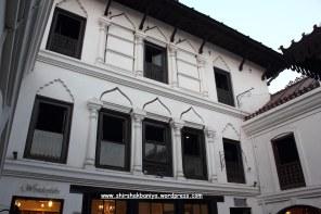 Neo classical Facade, Baber Mahal Revisited,Kathmandu, Nepal
