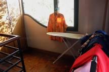 Ironing space