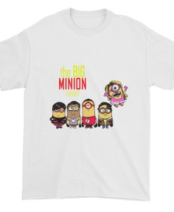 The Big Minion Story TShirt