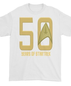 50 Years of StarTrek TShirt
