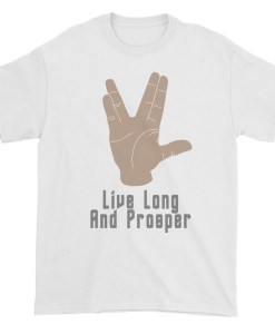 Live Long and Prosper TShirt