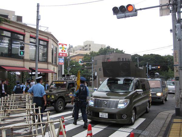 27年8月30日抗議行動02