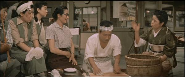 野村昭子と浪花千栄子