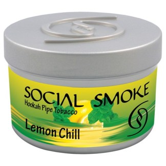 Social Smoke Lemon Chill 100 gr.