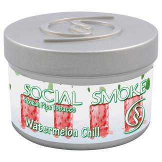 Social Smoke Watermelon Chill 100 gr.