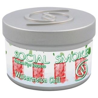 Social Smoke Strawberry Kiwi 100 gr.