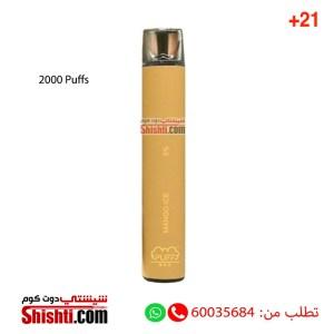 puff bar max 2000 puffs