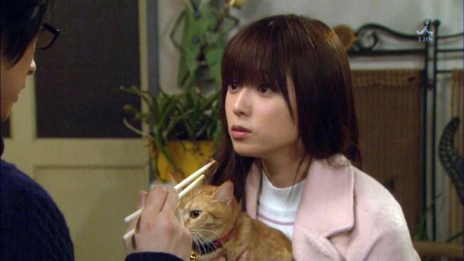 深田恭子のフェラ顔 (1)