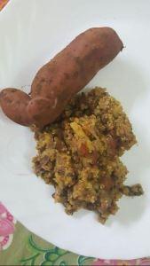Fenugreek Quinoa Pilaf