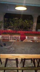 It Happened In New York Restaurant