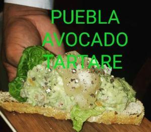 Pubela Avocado Tartare