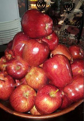 Washington Apples; Wholesome Health