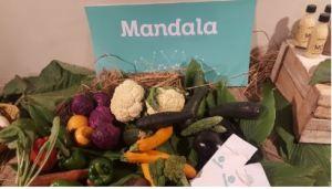 mandala vegetables