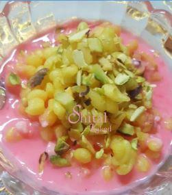 Boondi Rabdi!!! The Dessert Gasm