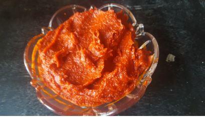 Gujarati Lasan ni Chutney!! The Fiery & Spicy one
