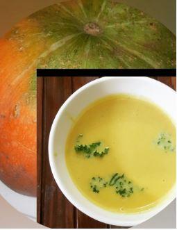 PUMPKIN SOUP !! For National Pumpkin Day…