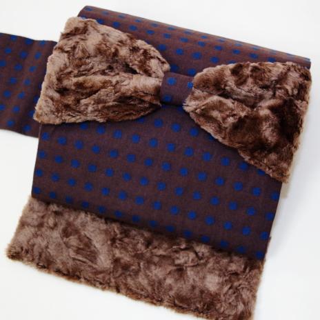 着物の帯のデザインの一例