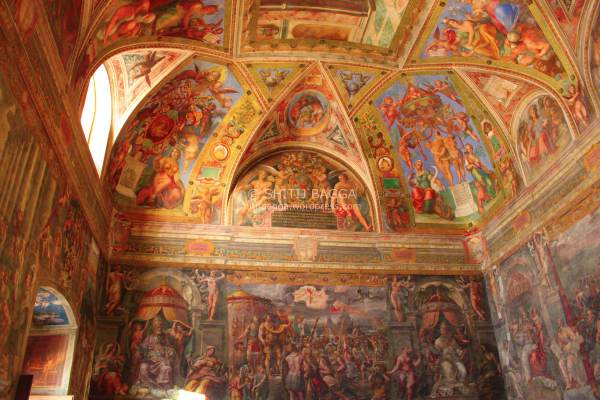 Vatican City And Museums Confessions Of