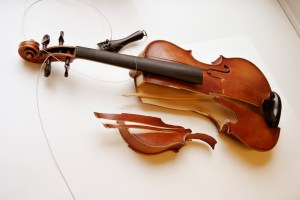 You Can't Even Play Your Violin