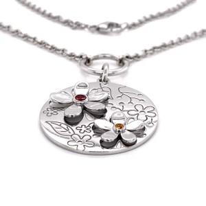 Shiv Jewels Necklace Auro932b