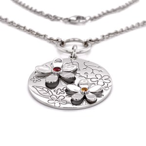 Shiv Jewels Necklace Auro932b