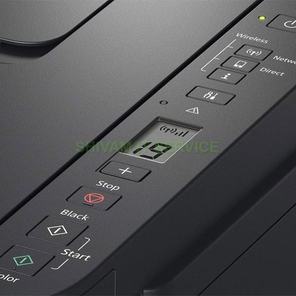 Canon Pixma G3010 All-in-One Wireless Ink Tank Colour Printer