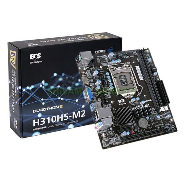 ecs h310ch5 m2 motherboard 1