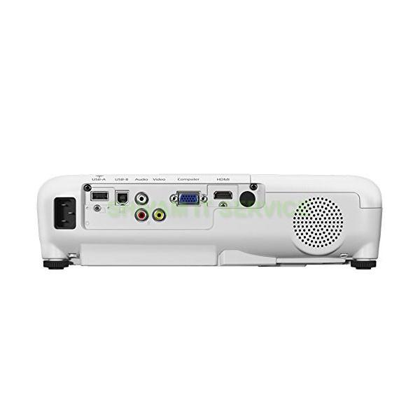 epson eb x05 projector 5