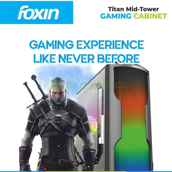 foxin fgc 9903 Gaming cabinet 3