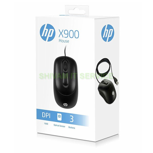 hp x900 usb mouse 1