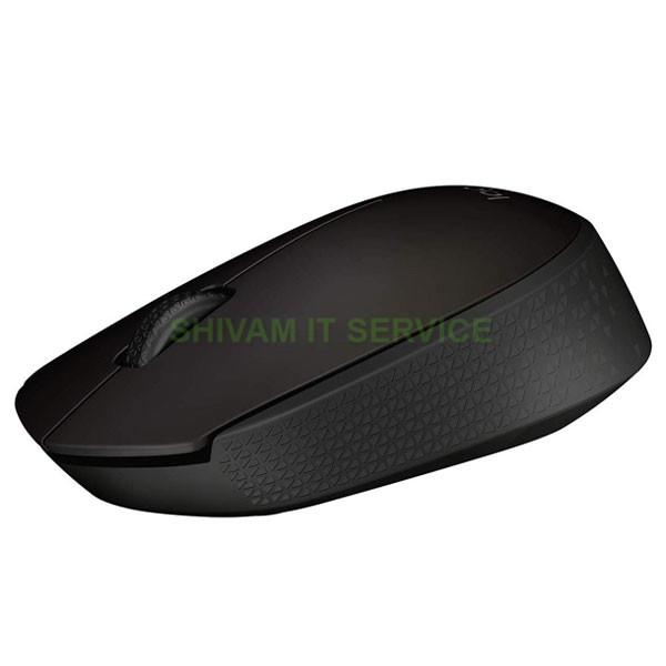 logitech b170 wireless mouse 2