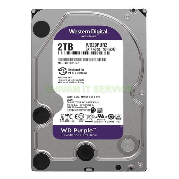 wd purple 2tb cc hdd 1
