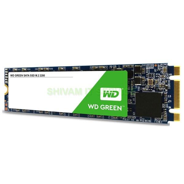 wd ssd 480gb green m.2 2